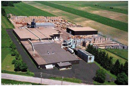 Technologie moderne planchers de bois frans Dubeau