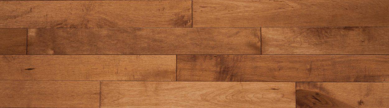 Hardwood floor | Hard maple apricot