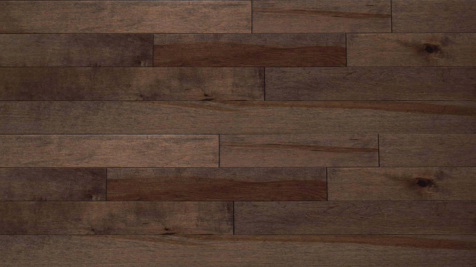 Hardwood floor | Hard maple bison