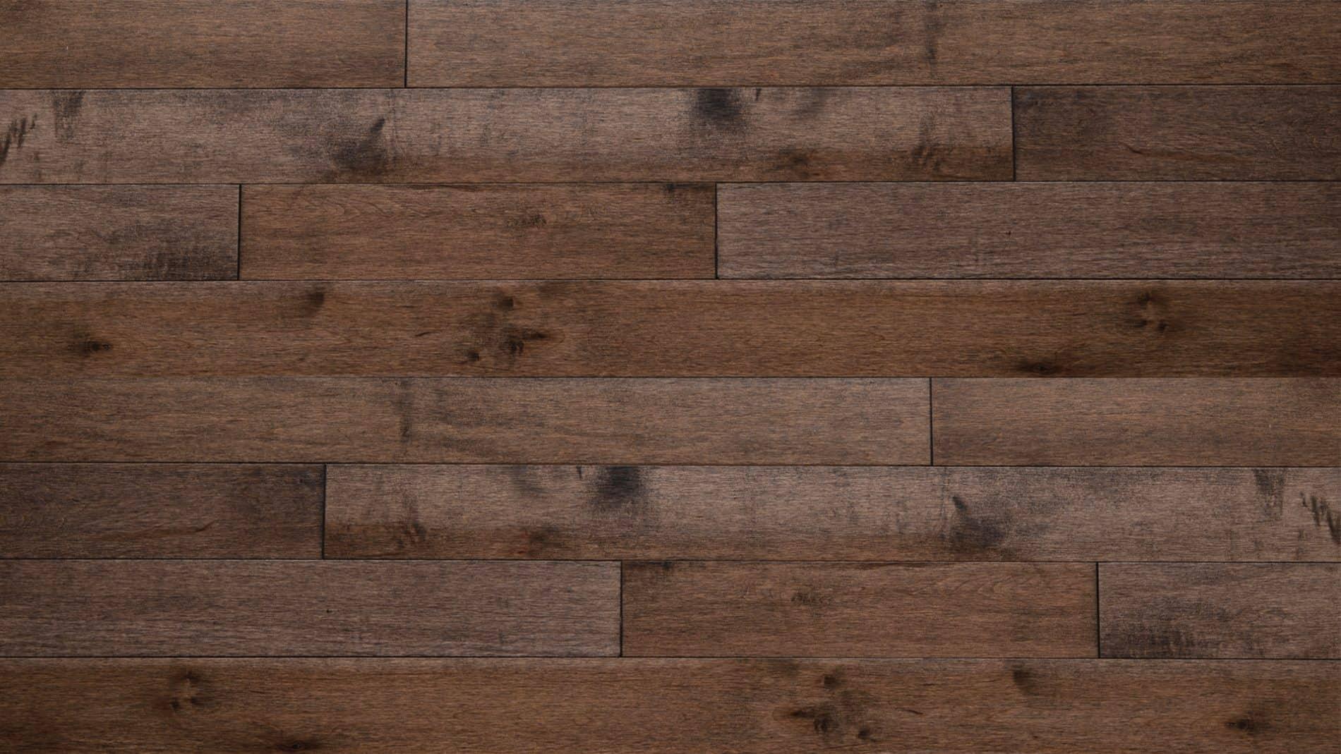 Hardwood floor | Hard maple castagna