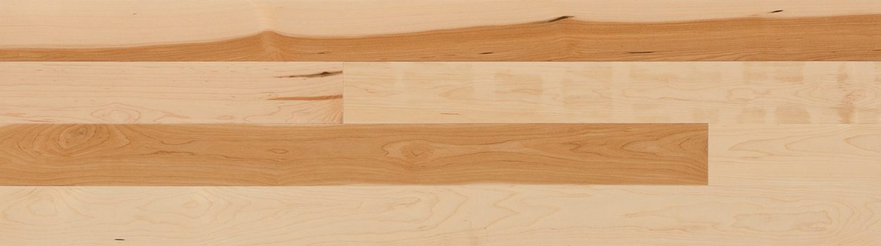 Hardwood floor | Hard maple natural