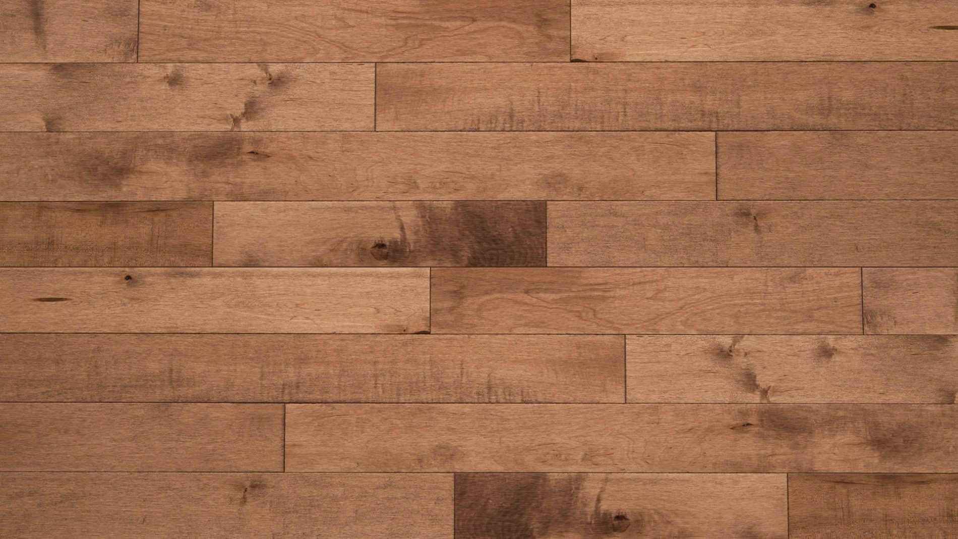 Hardwood floor | Hard maple nougatine