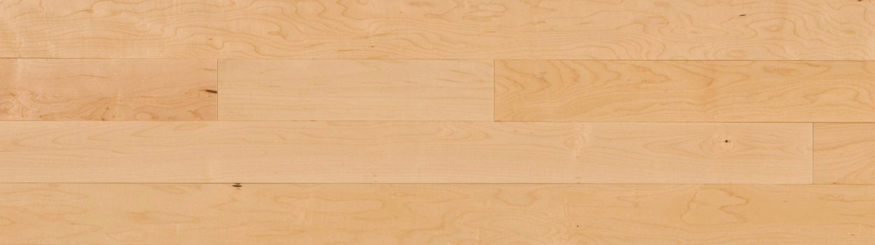 Hardwood floor | Hard maple select and better natural