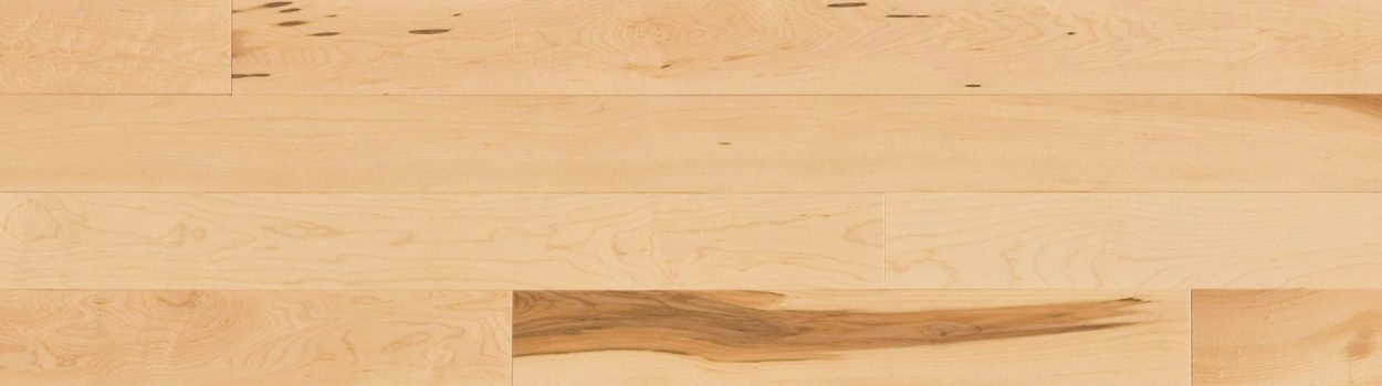 Hardwood floor | Hard maple vogue natural