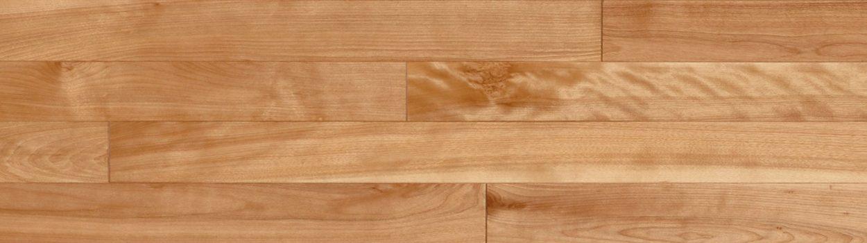 Hardwood floor | Red birch natural