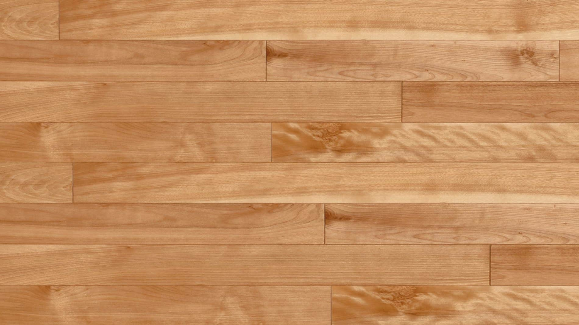 Hardwood floor | Red birch natural