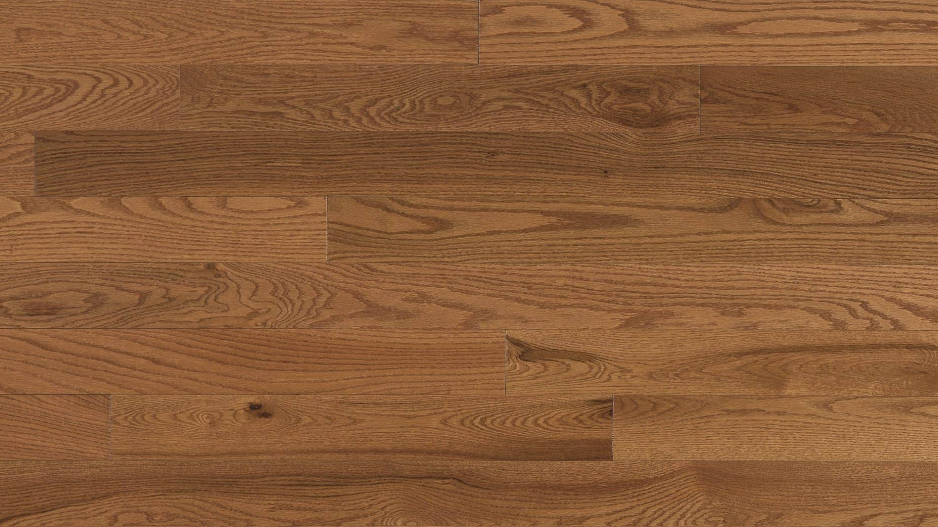 Hardwood floor | Red oak apricot