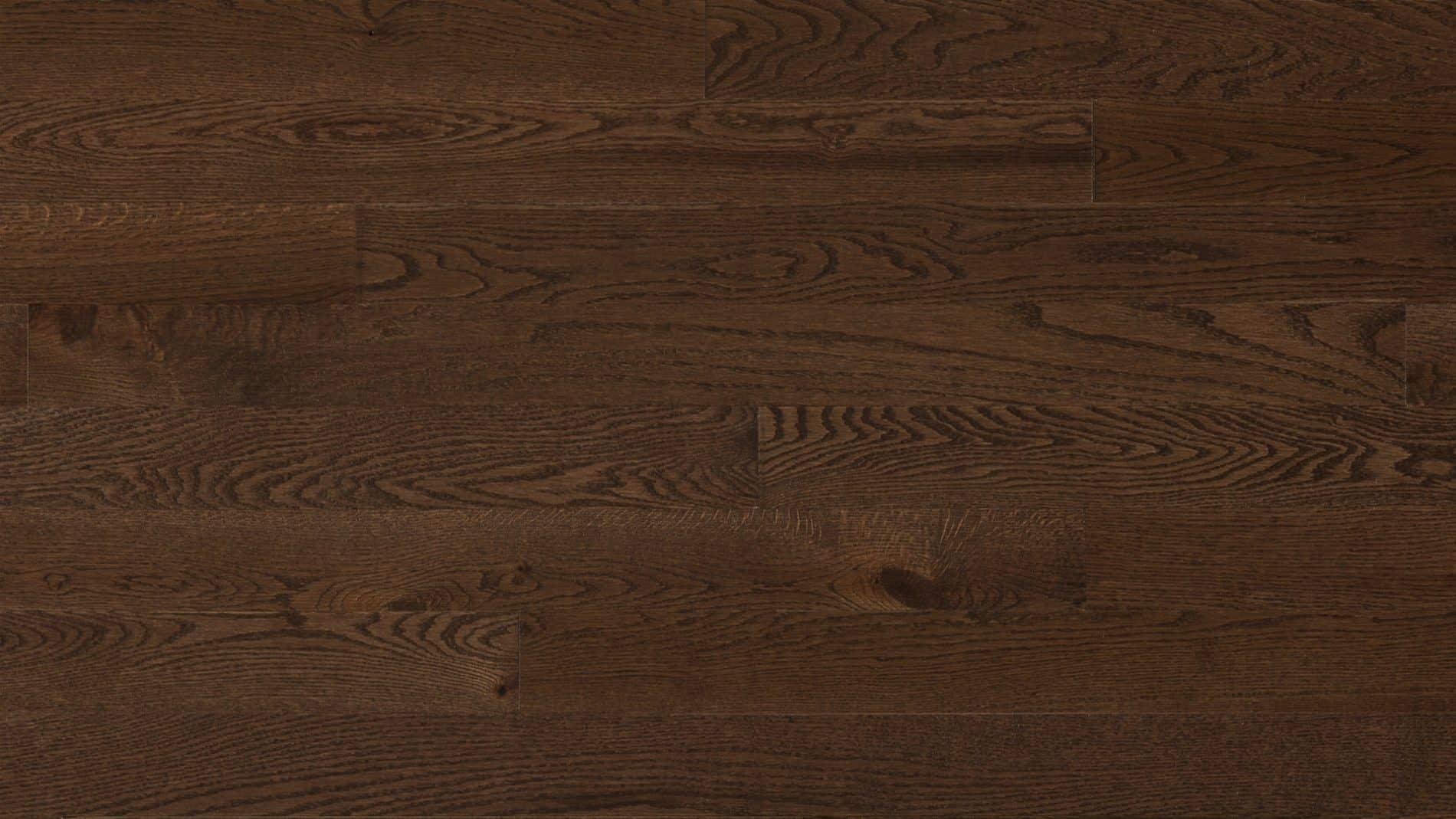Hardwood floor | Red oak bison