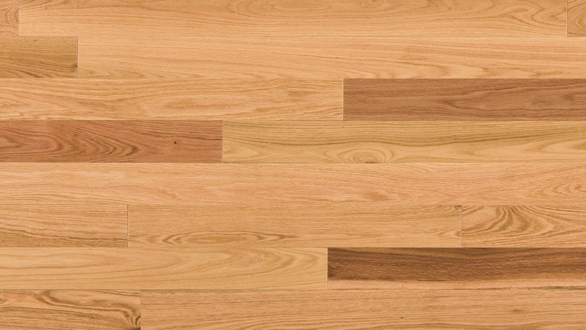 Hardwood floor | Red oak dubeau natural