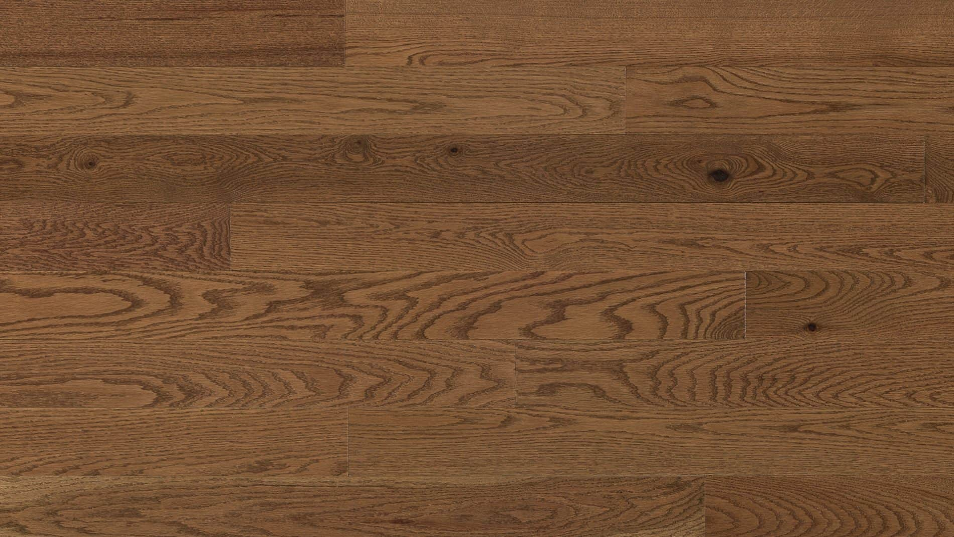 Hardwood floor | Red oak nougatine