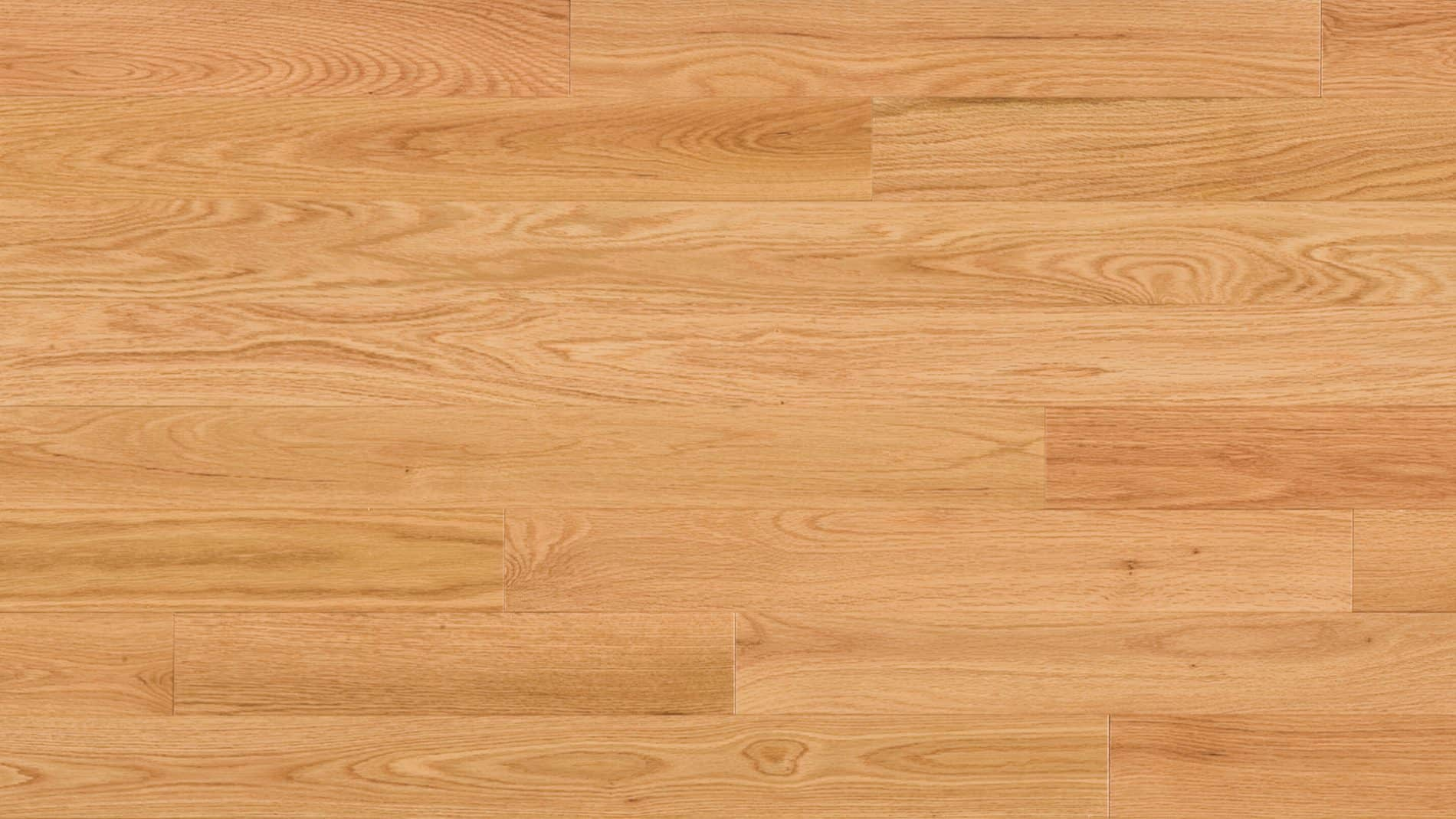Hardwood floor | Red oak select and better natural
