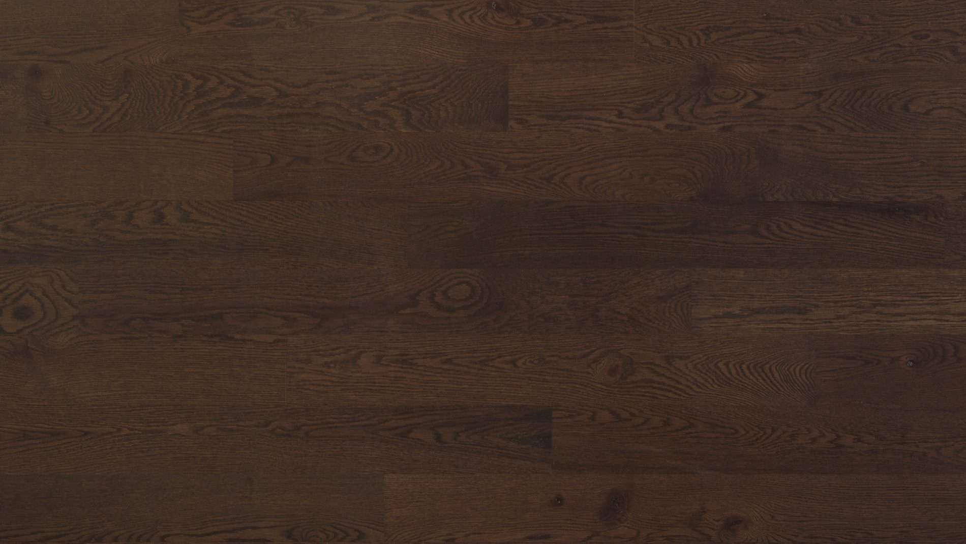 Hardwood floor | Red oak wire brushed derby