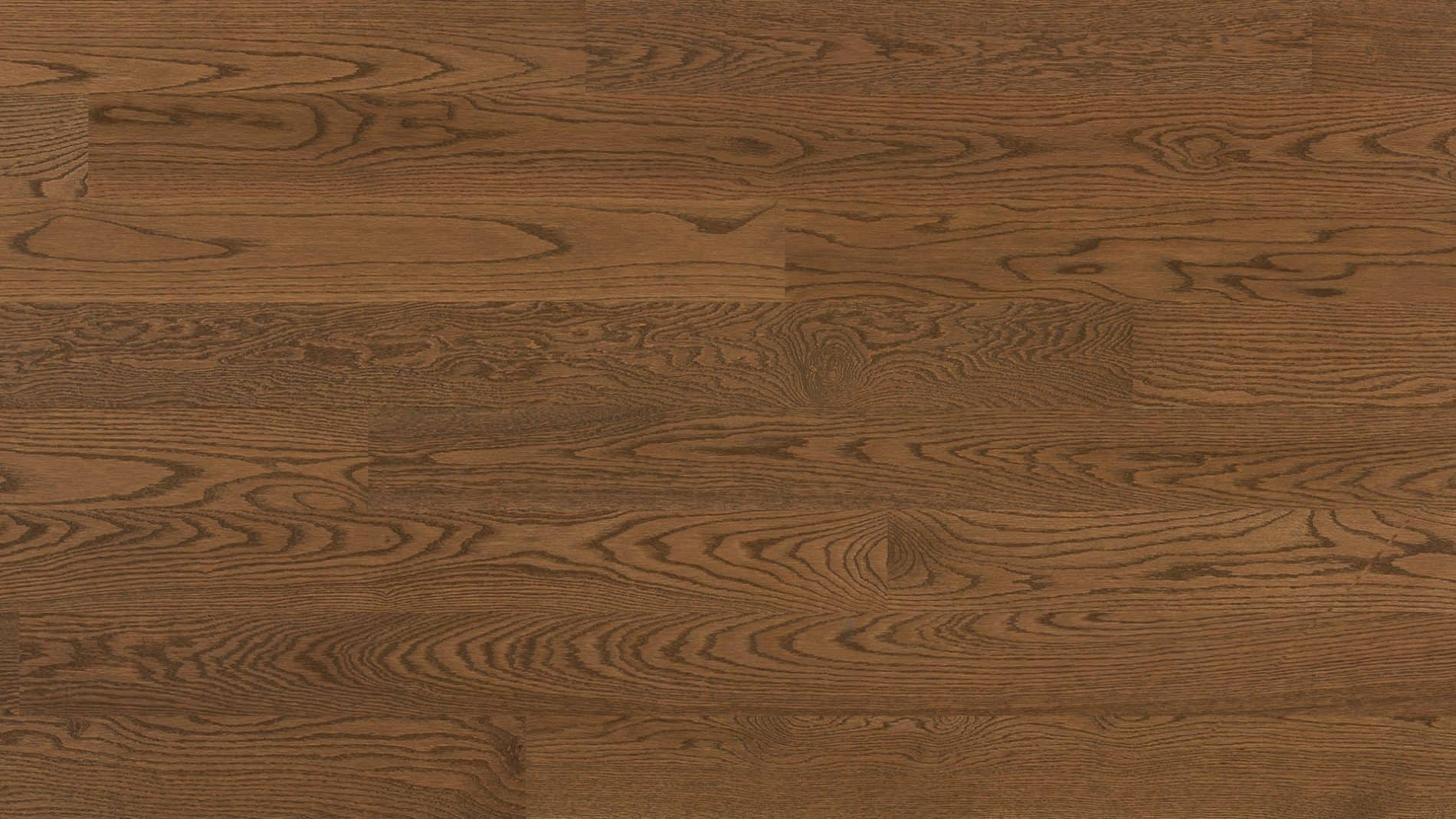 Hardwood floor | Red oak wire brushed epicea