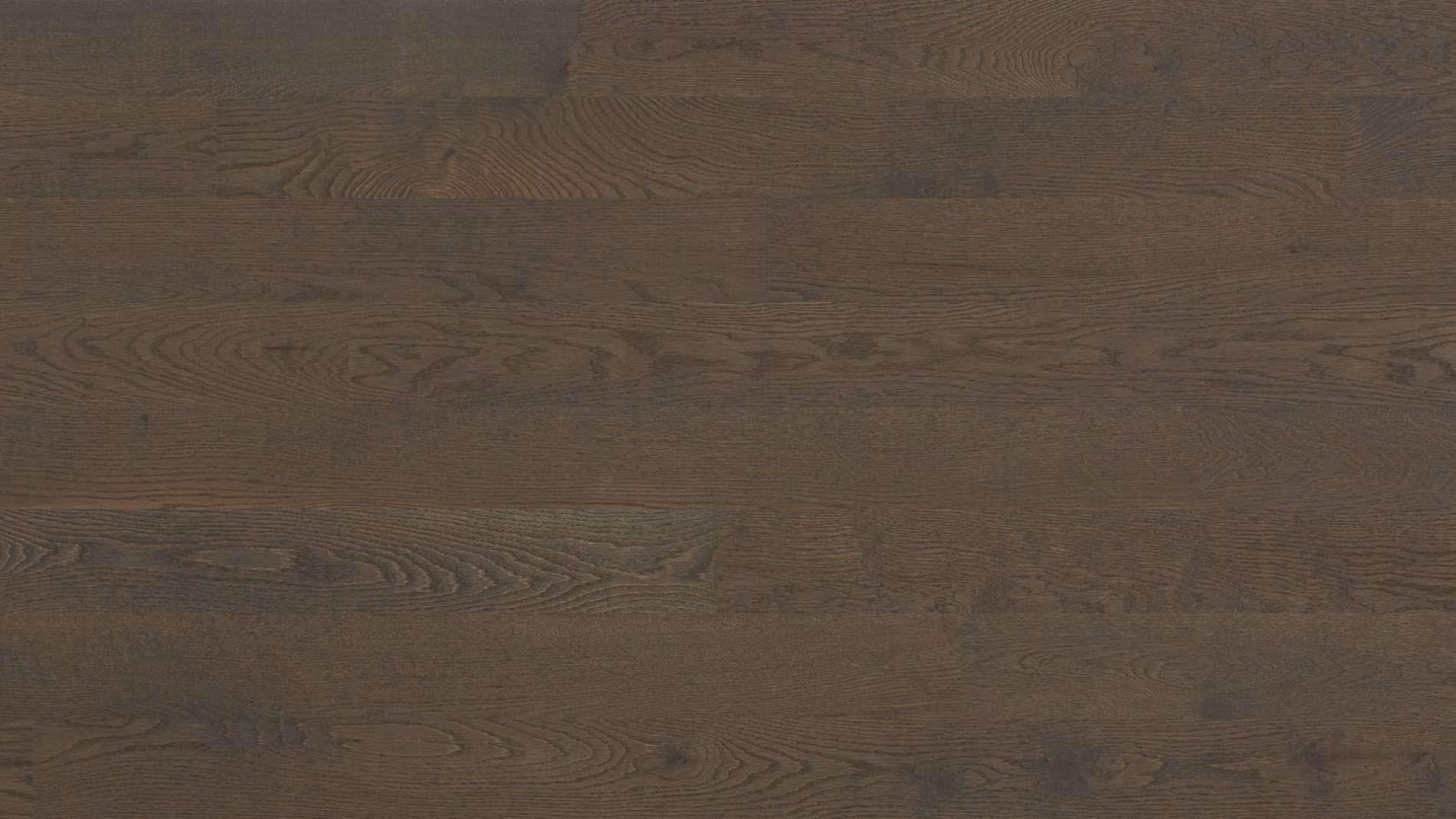 Hardwood floor | Red oak wire brushed grigio