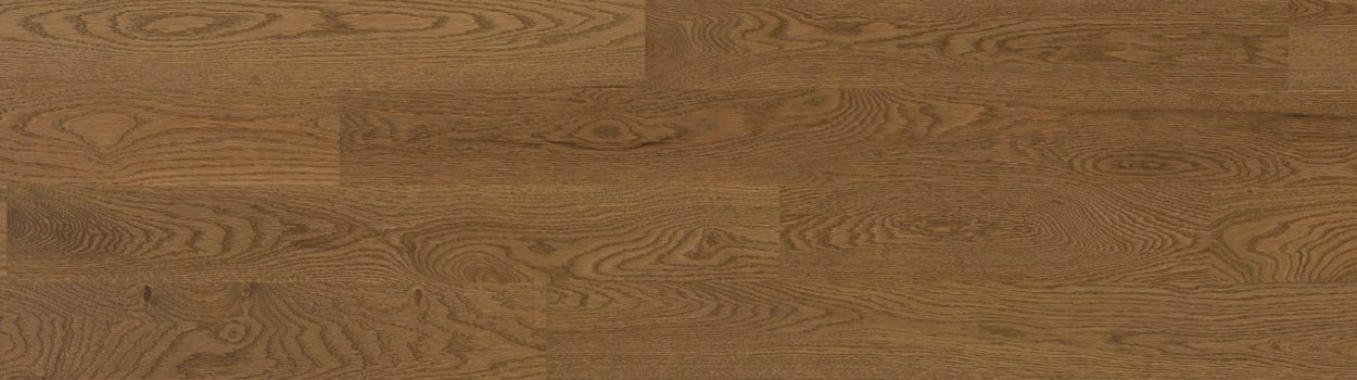 Hardwood floor | Red oak wire brushed madero