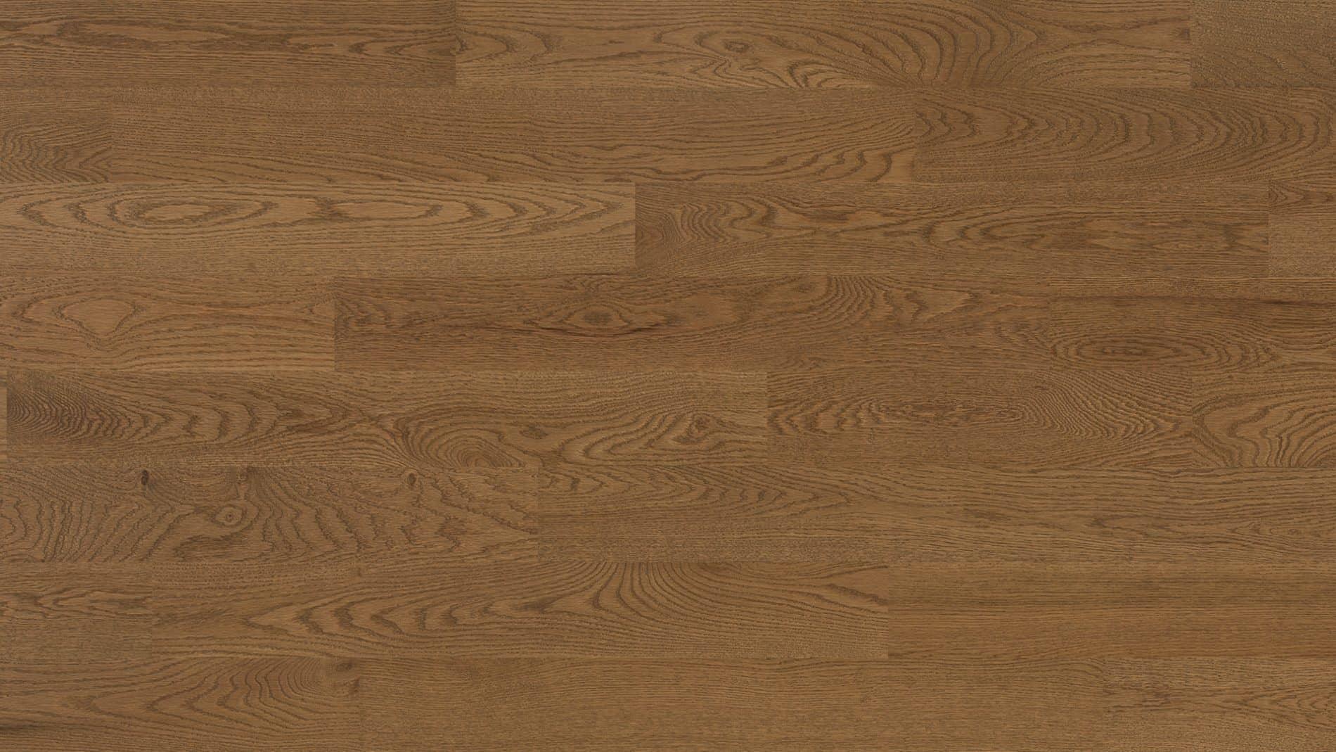 Hardwood floor | Red oak wire brushed madero