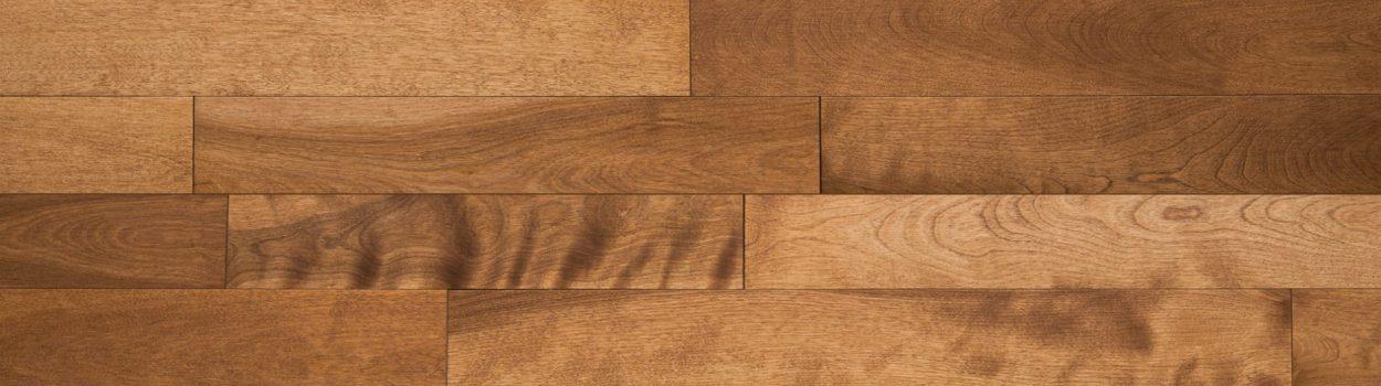 Hardwood floor | Yellow birch apricot
