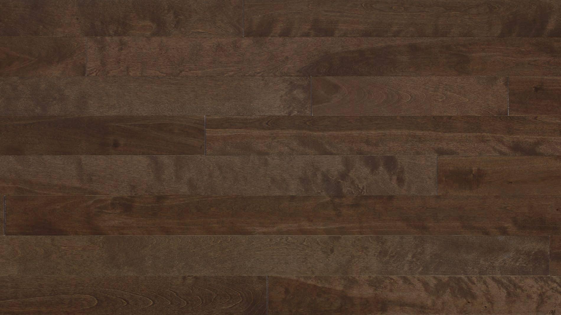 Hardwood floor | Yellow birch bison