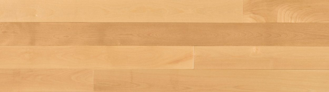 Hardwood floor | Yellow birch select and better natural