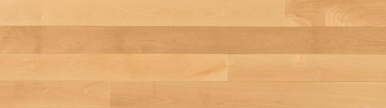 Merisier select et meilleur naturel | Planchers de bois franc Dubeau